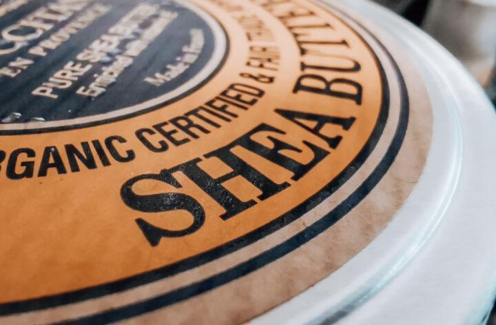 100% reine Shea Butter von L´Occitane